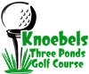 Preview of Knoebels Three Ponds Golf Course Logo (Vertical) - PNG