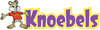 Preview of Knoebels Logo - Purple and Yellow with Kozmo - PNG