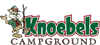 Preview of Knoebels Campground Logo - Green - PNG