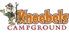 Preview of Knoebels Campground Logo - Orange - PNG