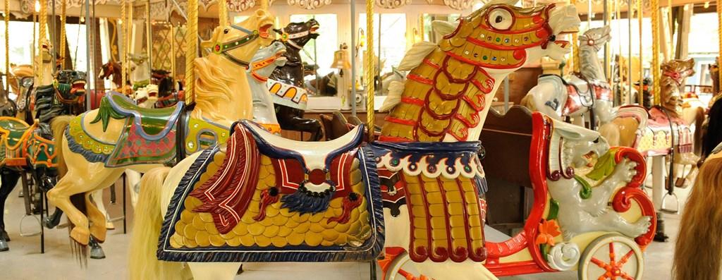 Knoebels Carousel Organ History | Knoebels Amut Resort on