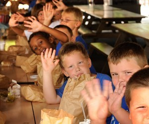 School Picnics-Field Trip to Knoebels-Educational Partnership