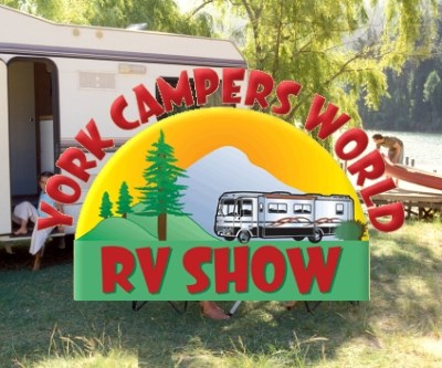 York Campers World RV Show