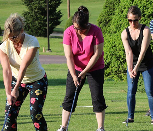 Free Ladies Golf Clinic