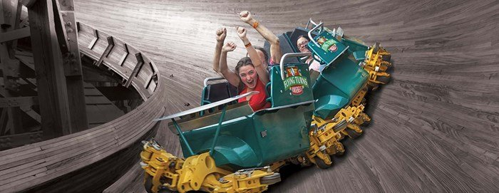 Ride | Knoebels Amusement Resort